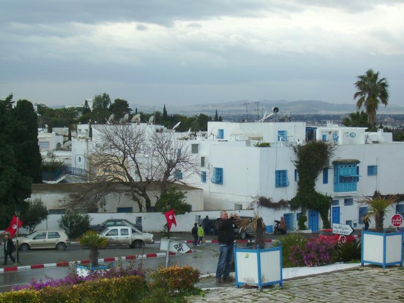 Tunisi - Sidi Bou Said